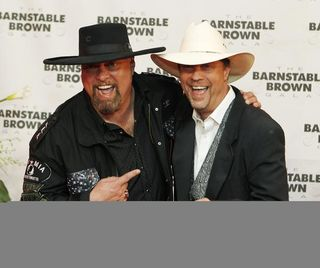 Montgomery Gentry at the Derby