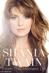 Shania Twain to sign her new book at this year's CMA Music Fest....and I have 3 copies for you to win