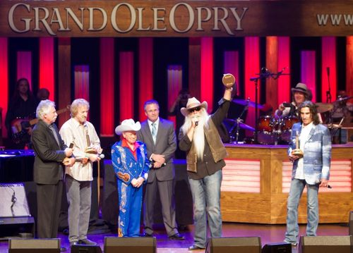 Oak Ridge Boys Grand Ole Opry