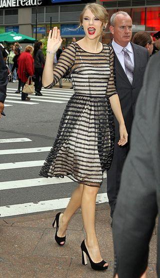Taylor peek-a-boo new york