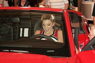 Lauren Alaina's Mustang