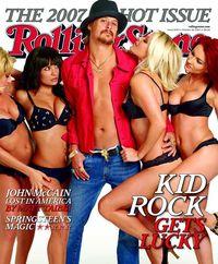 Kid rock rolling stone
