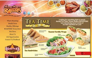 Kenny Rogers Roasters in Asia