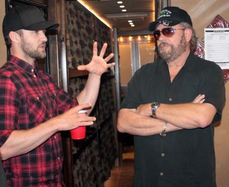 Hank Jr. and JT