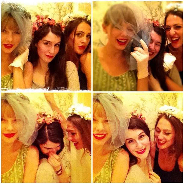 Taylor Swift veil