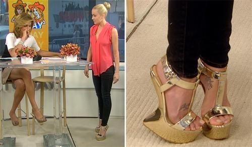 Kellie Pickler heels