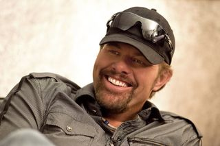 Toby Keith promo shot