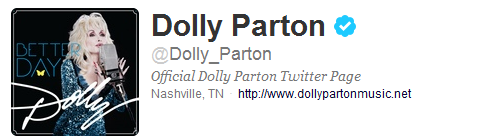 Dolly Twitter