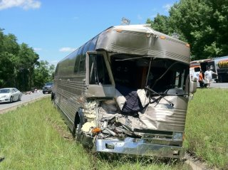 Bucky covington bus