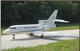 Alan Jackson plane