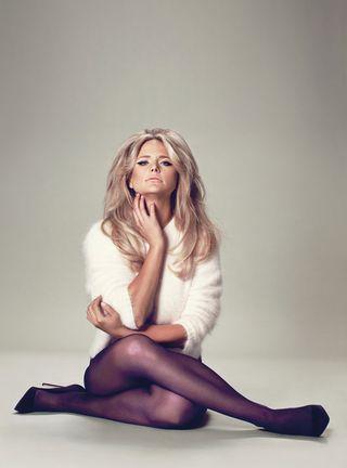 Miranda Lambert W magazine