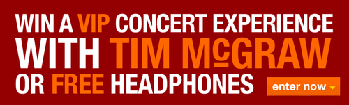 Tim McGraw concert experience