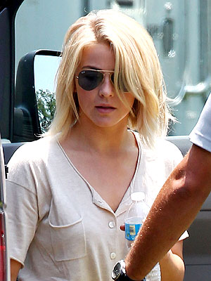 Julianne Hough isn't quite finished with country music yet
