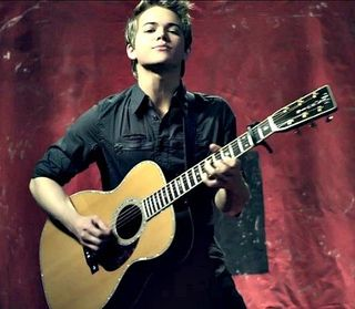 Hunter Hayes guitar