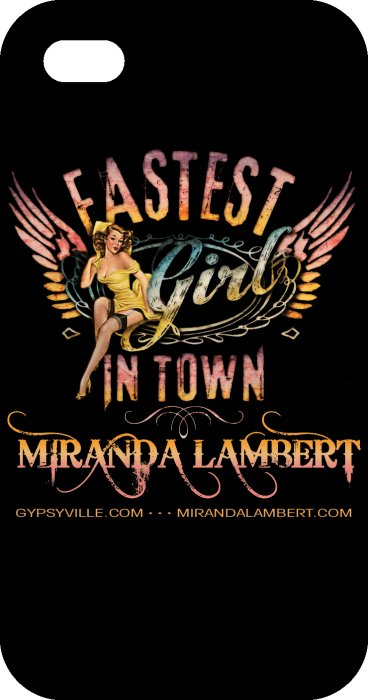 Miranda Lambert iPhone