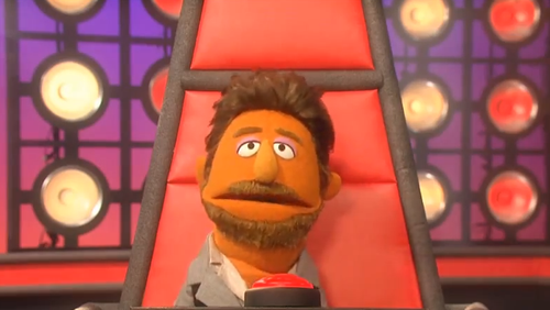 Blake Muppet