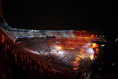 Kenny Chesney MetLife NJ