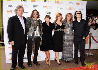 Natalie Maines Johnny Depp Tiff