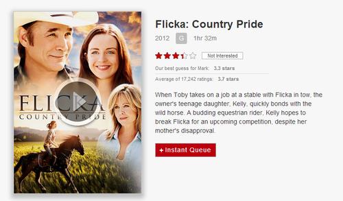 Flicka Netflix