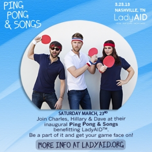 Lady A Ping Pong