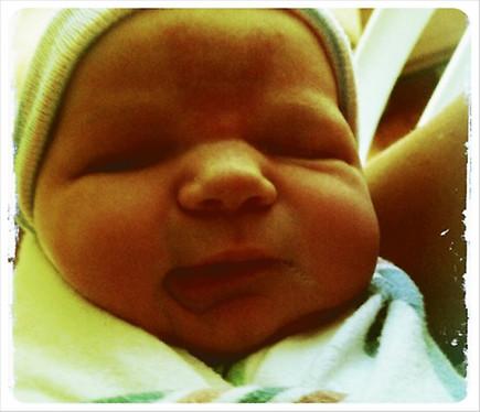 Emily Robison baby