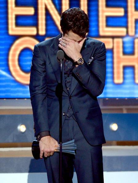 Luke cry