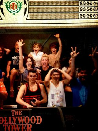 Taylor Tower of Terror