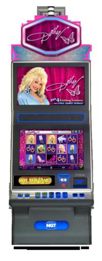 Dolly Parton_Video Slots