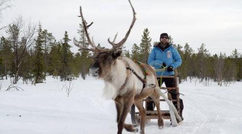 Craig Morgan reindeer