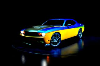 Pennzoil 'Four Wheels to Freedom' Vehicle