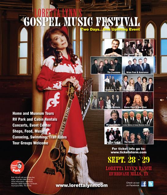 Loretta-Lynn-GospelMusicFest-Poster