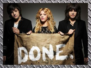 Band perry done