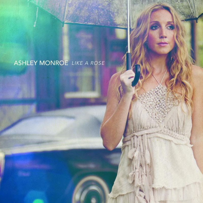Ashley monroe like a rose