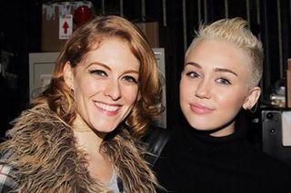 Miley mystery tweet