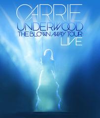 Carrie Underwood concert DVD