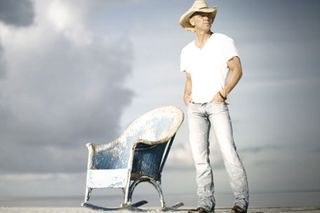 An update on the rumor that Kenny Chesney's going to be a dad