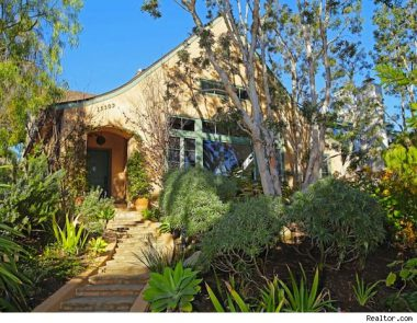 Brad Paisley home