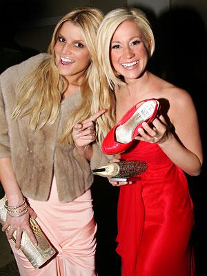 Jessica and Kellie