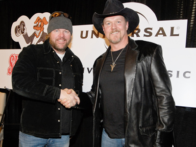 Toby Keith Trace Adkins