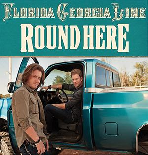 Florida Georgia Line Score 3rd Radio #1 With 'Round Here'