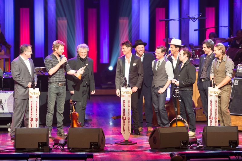 Old Crow Medicine Show induction by Chris Hollo 1012 9-17-13