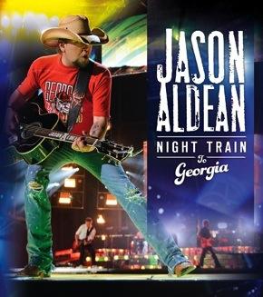 Jason Aldean DVD