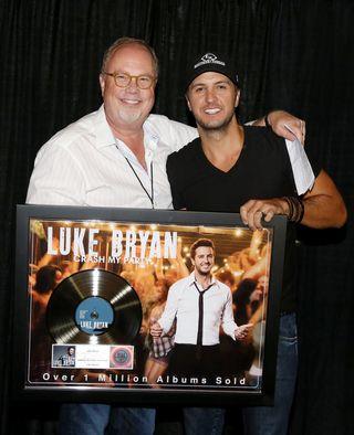 Mike & Luke Platinum 10-2013