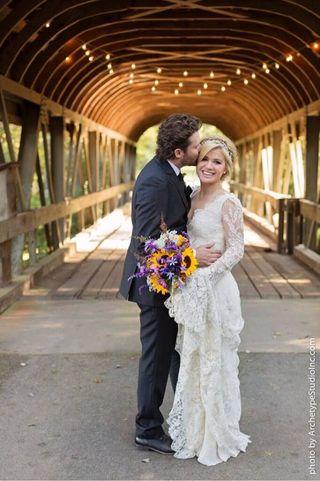 Kelly Clarkson wedding
