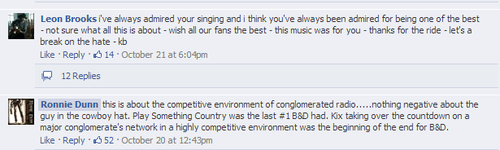 Kix brooks comment 2