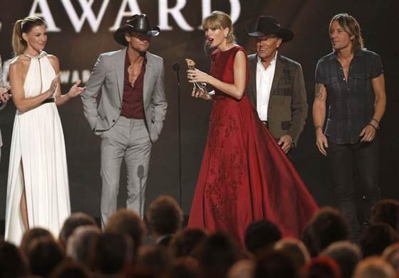 Taylor Swift pinnacle