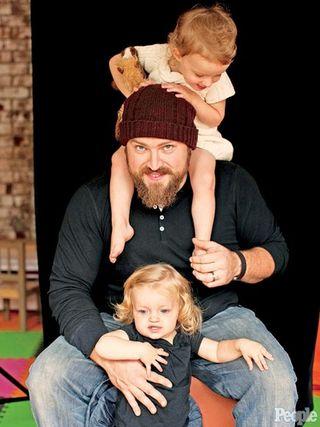 Zac and kids