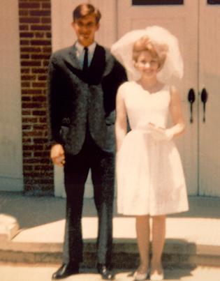 Dolly wedding