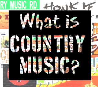 What-is-country-music