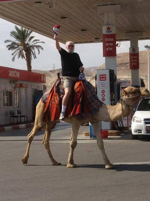 Charlie daniels camel ride